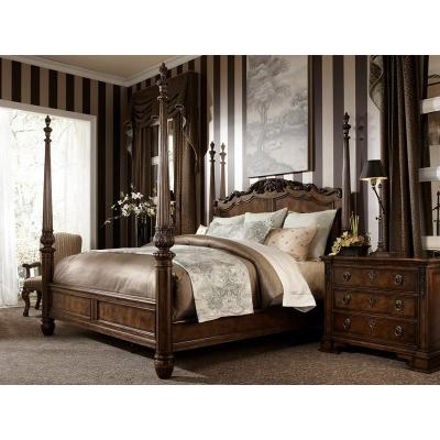 Fine Furniture Design Poster King Bed