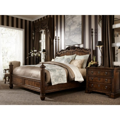 Fine Furniture Design Poster Queen Bed