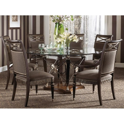 Fine Furniture Design Round Dining Table Base