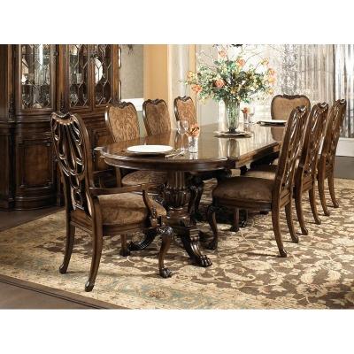 Fine Furniture Design Ped Dining Table