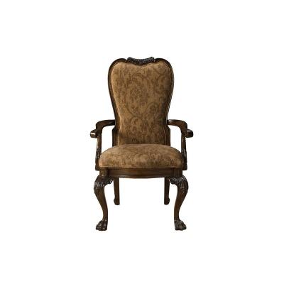 Fine Furniture Design Upholstered Back Arm Chair