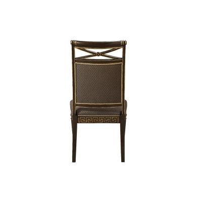 Fine Furniture Design Upholstered Back Side Chair