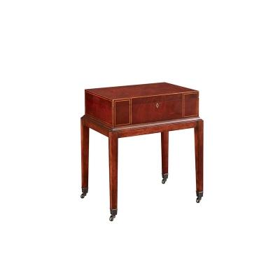 Fine Furniture Design Box on Stand