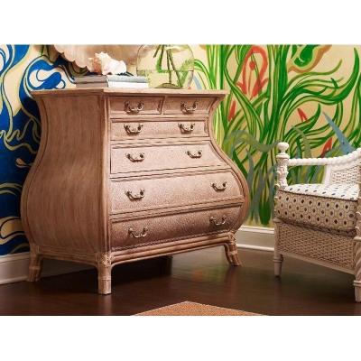 Fine Furniture Design Sumatra Bombe Chest