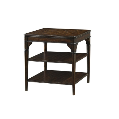 Fine Furniture Design The Captains End Table