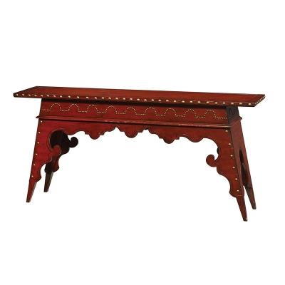 Fine Furniture Design Beautiful Friendship Moroccan Console Table