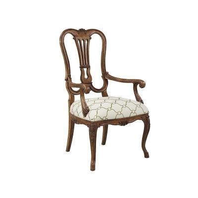 Biltmore Steamship Splat Back Arm chair