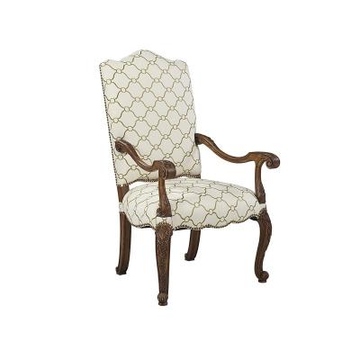 Biltmore Caravan Upholstered Arm Chair