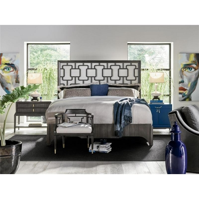 Fine Furniture Design Panache Panel Queen Bed
