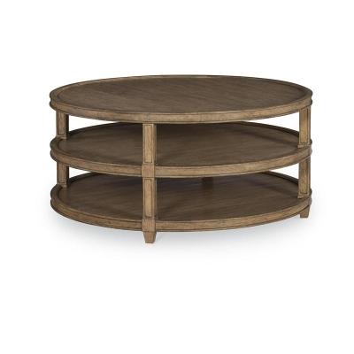 Fine Furniture Design 38 inch Round Cocktail Table