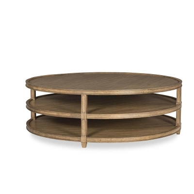 Fine Furniture Design 54 inch Round Cocktail Table