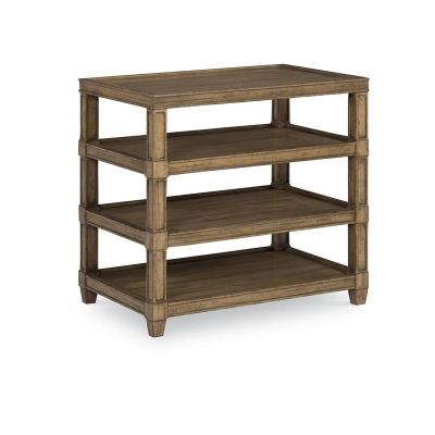Fine Furniture Design Rectangular End Table
