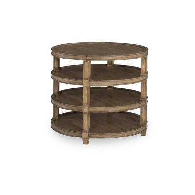 Fine Furniture Design Round End Table