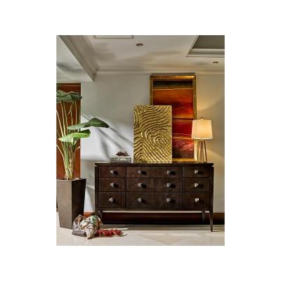 Fine Furniture Design Quadrillage Chest