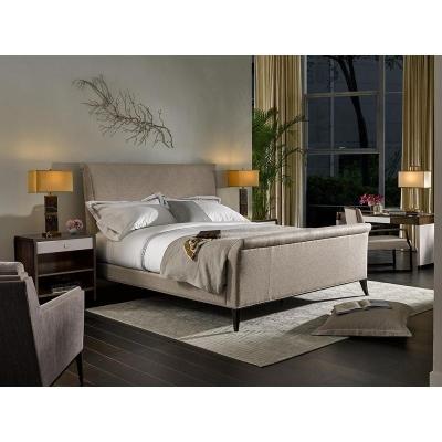 Fine Furniture Design Volutes King Upholstered Bed