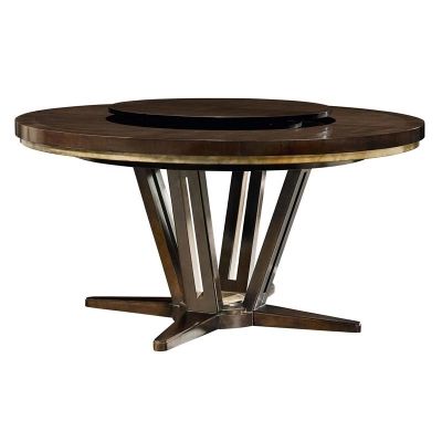 Fine Furniture Design Le Cercle Round Dining Table 60 inch