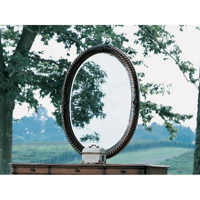 Fine Furniture Design Lens Console Mirror