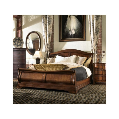 Fine Furniture Design Sleigh California King Bed