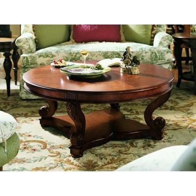 Fine Furniture Design Rachels Round Cocktail Table