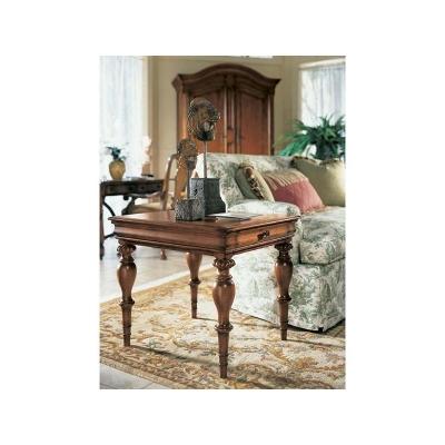 Fine Furniture Design Tannin Rectangular End Table