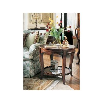 Fine Furniture Design Barrel Head End Table