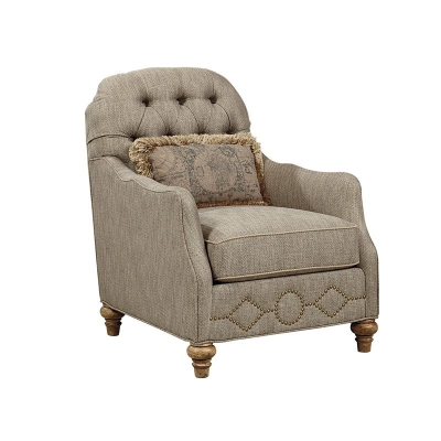 Biltmore Vestibule Tufted Occasional Chair