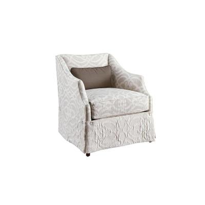 Fine Furniture Design Saffon Chair Skirted
