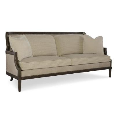 Fine Furniture Design Bradford Leather Sofa