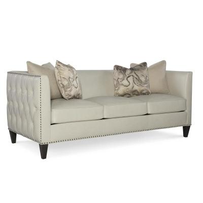 Fine Furniture Design Amelia Leather Sofa
