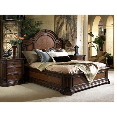 Fine Furniture Design Queen Mantle Bed