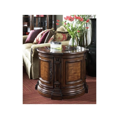 Fine Furniture Design Round Commode Table