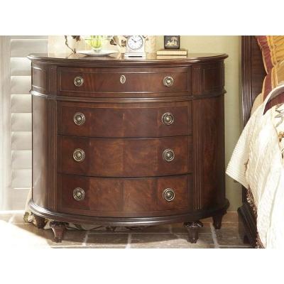 Fine Furniture Design Demilune Chest
