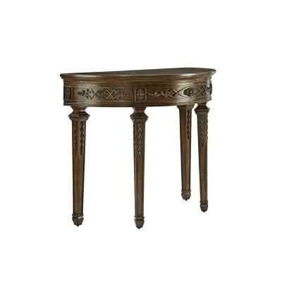 Fine Furniture Design Demilune Console