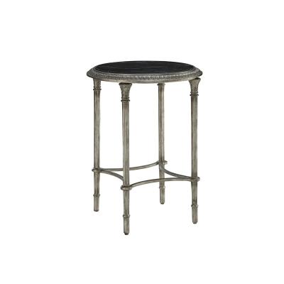 Fine Furniture Design Round Metal Table