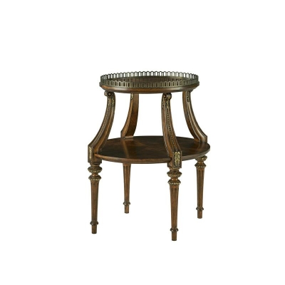 Biltmore Pauline Oval Tiered Table
