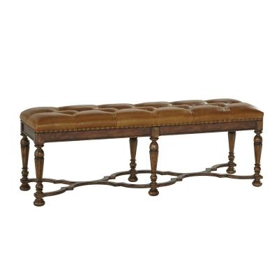 Biltmore Tufted Bed Bench