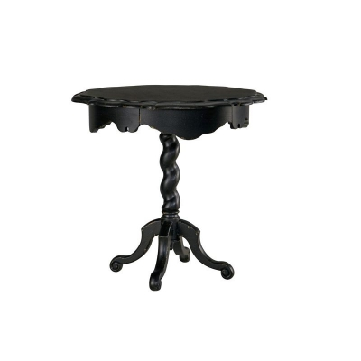 Biltmore Scalloped Side Table