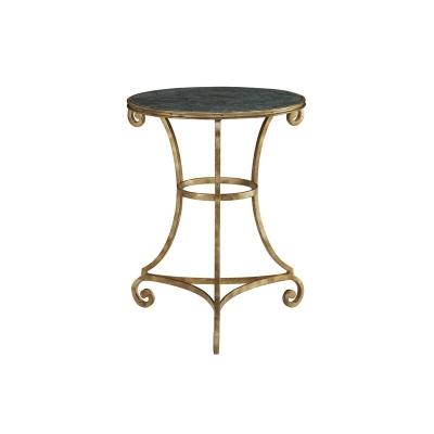 Fine Furniture Design Metal End Table