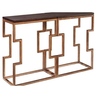 Fine Furniture Design Nesting Console Table
