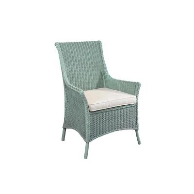 Fine Furniture Design Cottage Wicker Arm Chair