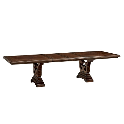 Fine Furniture Design Trestle Dining Table