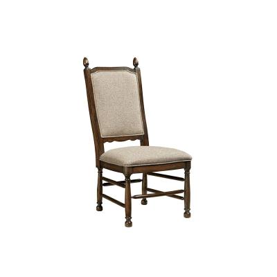 Fine Furniture Design Upholstered Ladderback Side Chair