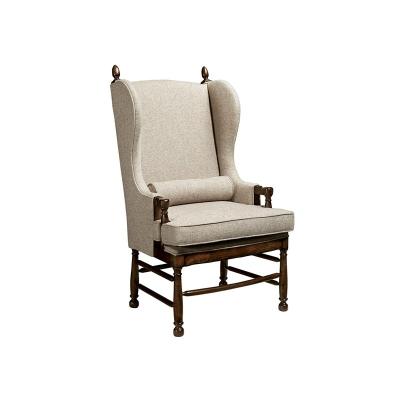 Fine Furniture Design Host Upholstered Ladderback Chair