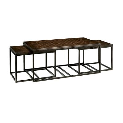 Fine Furniture Design Nesting Cocktail Table