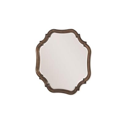 Fine Furniture Design Shaped Mirror