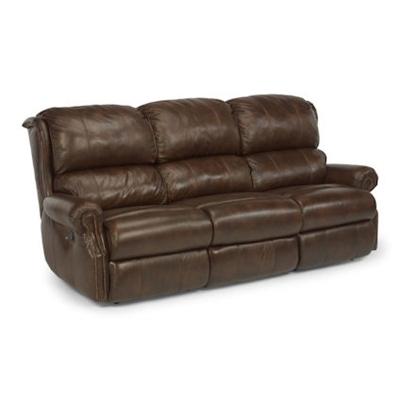 Flexsteel 1227 62 Comfort Zone Double Reclining Sofa