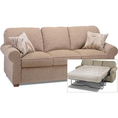 Flexsteel 5535 44 Thornton Queen Sleeper Sofa Discount Furniture at Hickory Park Furniture Galleries