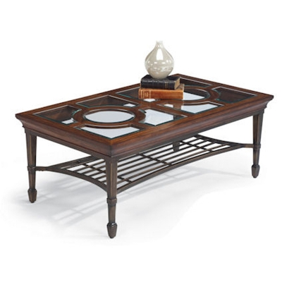 Flexsteel Rectangular Cocktail Table