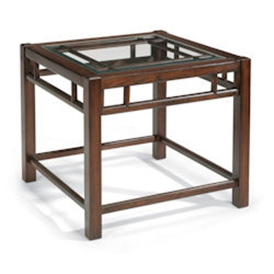 Flexsteel Square End Table