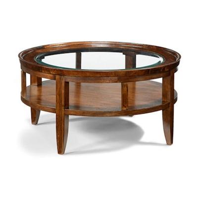 Flexsteel Round Cocktail Table